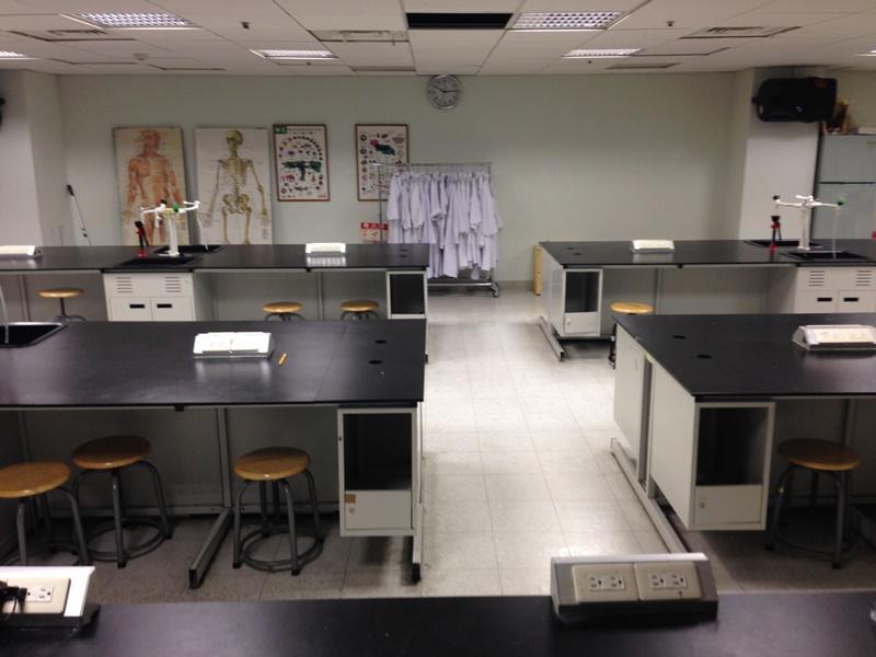 生物實驗室(一)前1