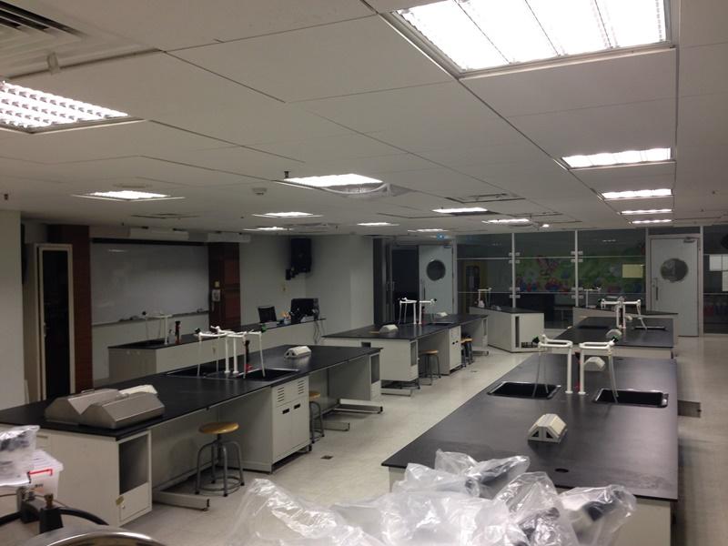 生物實驗室(一)後