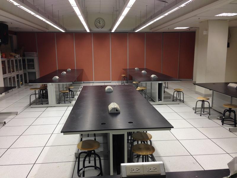 地科實驗室(二)前